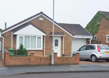 Thumbnail 3 bed detached bungalow for sale in Sherburn Way, Gateshead