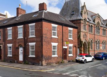 Thumbnail 3 bedroom town house to rent in Albion Mill, Alsop Street, Leek