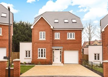 Thumbnail 5 bed detached house for sale in Ewshot Gardens, Ewshot, Farnham