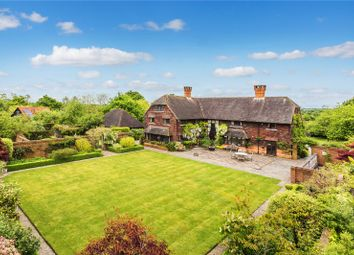 Thumbnail 5 bed detached house for sale in Temple Lane, Capel, Dorking, Surrey