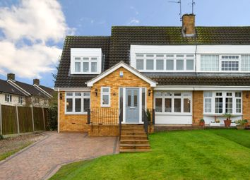 Thumbnail 4 bed semi-detached house for sale in Heather Bank, Billericay