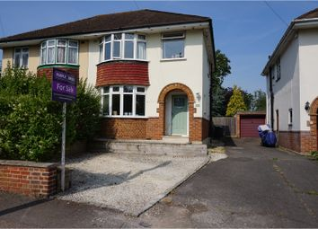 Thumbnail 3 bed semi-detached house for sale in The Drive, Tonbridge