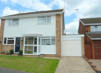 Thumbnail 2 bed semi-detached house for sale in Charnock, Swanley