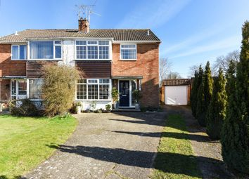 Thumbnail 3 bed semi-detached house to rent in Rosary Gardens, Yateley