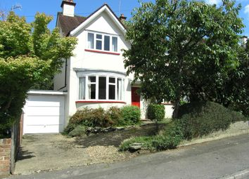 Thumbnail 4 bed detached house for sale in Silverdale Road, Bushey