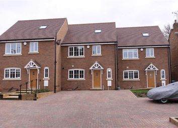 Thumbnail 4 bed town house for sale in Pickford Road, Markyate, Hertfordshire