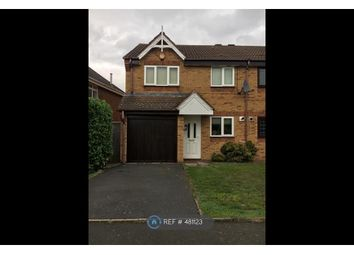 Thumbnail 3 bed semi-detached house to rent in Standbridge Way, Tipton