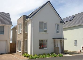 Thumbnail 4 bed detached house to rent in Yellowmead Road, Plymouth