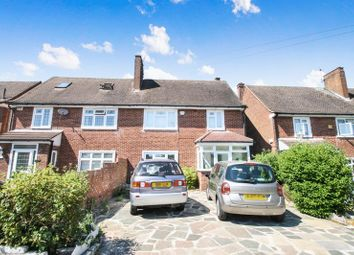 Thumbnail 3 bed semi-detached house for sale in Springfield Gardens, Ruislip Manor, Ruislip