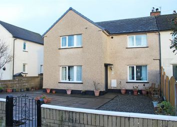 Thumbnail 3 bed semi-detached house for sale in Greenmoor Road, Egremont, Cumbria