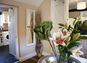 Thumbnail 2 bed cottage for sale in Deeping Road, Baston, Peterborough