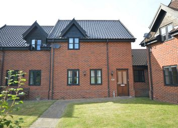Thumbnail 3 bed terraced house for sale in Brook Cottage, Harts Lane, Bawburgh, Norwich