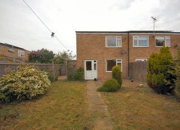 Thumbnail 2 bed end terrace house to rent in Rookery Close, Waterbeach, Cambridge