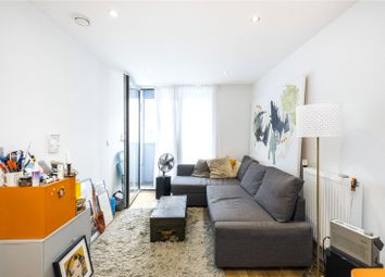 Thumbnail 1 bed flat for sale in Admirals Tower, 8 Dowells Street, London