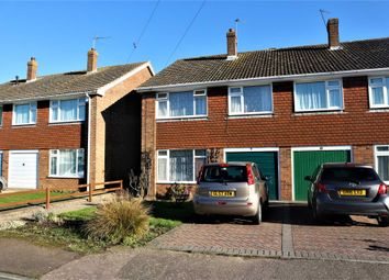 Thumbnail 4 bed semi-detached house to rent in The Green, Blean, Canterbury