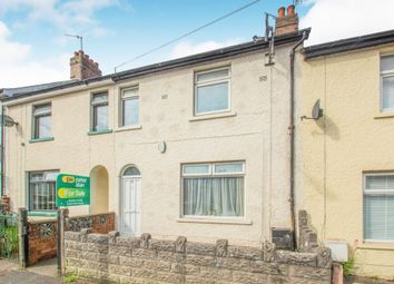 Thumbnail 3 bedroom terraced house for sale in Pantbach Road, Rhiwbina, Cardiff