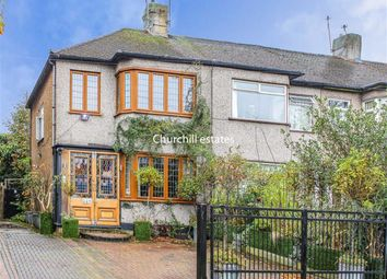 Thumbnail 3 bed semi-detached house for sale in Chigwell Road, Woodford Green