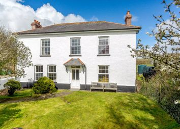 Thumbnail 5 bedroom detached house for sale in Hollacombe, Holsworthy, Devon
