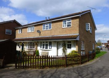 Thumbnail 2 bed semi-detached house to rent in James Close, Chippenham