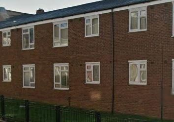 Thumbnail 1 bed flat to rent in Spellow Lane, Liverpool