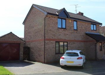 Thumbnail 4 bed detached house for sale in St. Mellion Way, Kirkby-In-Ashfield, Nottingham