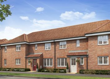 "Thumbnail 3 bed semi-detached house for sale in ""The Hanbury"" at Market View, Dorman Avenue South, Aylesham, Canterbury"