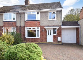Thumbnail 3 bed semi-detached house for sale in Hillside Avenue, Canterbury