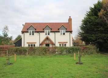 Thumbnail 4 bed link-detached house to rent in Mallard Croft, Haddenham, Aylesbury