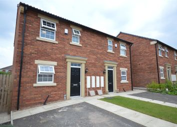 Thumbnail 3 bed semi-detached house for sale in Leafield Drive, Wrenthorpe, Wakefield, West Yorkshire