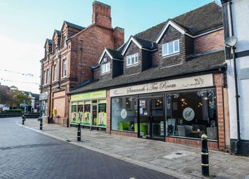 Thumbnail Restaurant/cafe for sale in Market Street, Rugeley