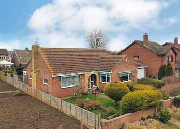 West Street, Broughton, Kettering NN14. 3 bed detached bungalow for sale