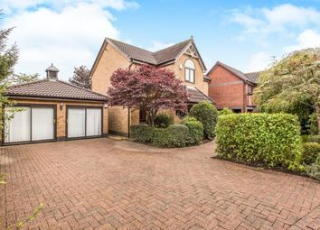 Thumbnail 4 bed detached house for sale in Valentines Meadow, Cottam, Preston, Lancashire