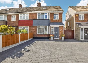 Thumbnail 3 bed semi-detached house for sale in Woodbrooke Way, Corringham, Stanford-Le-Hope