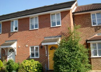 Thumbnail 2 bed terraced house to rent in The Briars, Hertford