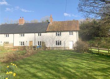 Thumbnail 2 bedroom end terrace house to rent in Milton Road, Milborne St. Andrew, Blandford Forum, Dorset