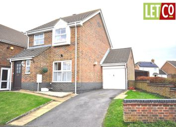 Thumbnail 3 bed detached house to rent in Enterprise Close, Warsash, Southampton