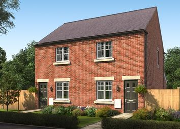Thumbnail 2 bed mews house for sale in St James Fields, Watering Pool, Lockstock Hall, Preston, Lancashire