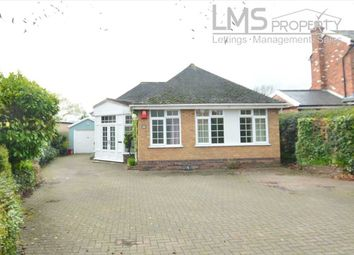Thumbnail 3 bed bungalow to rent in Chester Road, Winsford