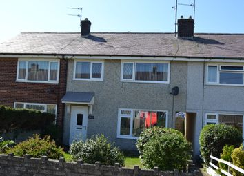 Thumbnail 3 bed terraced house for sale in Morfa Garreg, Pwllheli