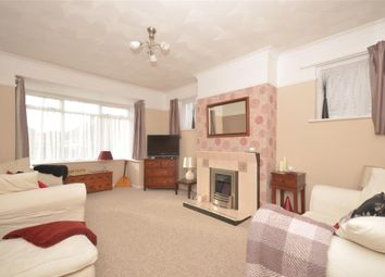 Thumbnail 3 bed bungalow for sale in Fircroft Crescent, Rustington, West Sussex