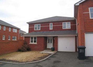 Thumbnail 4 bed shared accommodation to rent in Addington Court, Horseguards, Exeter