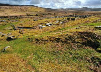 Thumbnail Land for sale in The Water Works, Taw Marsh, Belstone, Okehampton, Devon