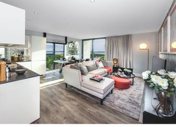 Thumbnail 3 bedroom flat for sale in Charter Square, High Street, Staines Upon Thames