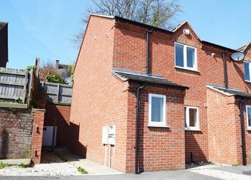 Thumbnail 2 bed town house to rent in Haworth Close, Stretton, Alfreton