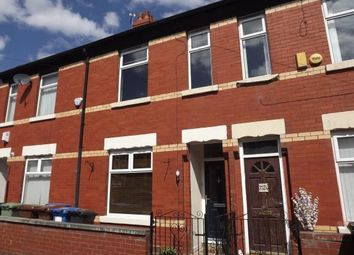 Thumbnail 2 bed terraced house for sale in Sandbach Road, Reddish, Stockport, Greater Manchester