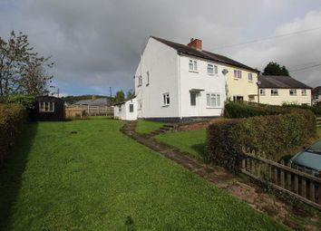 Thumbnail 3 bed semi-detached house for sale in Defynnog Road, Sennybridge, Brecon
