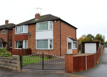 Thumbnail 2 bed semi-detached house for sale in St Andrews Drive, Lincoln