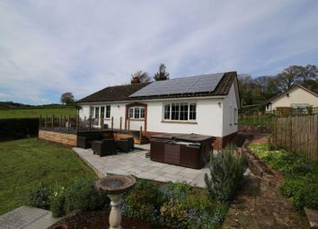 Thumbnail 4 bed detached bungalow for sale in Lurley, Tiverton