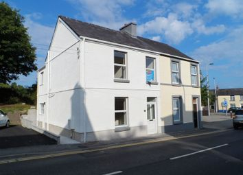 Thumbnail 3 bed semi-detached house to rent in Old Oak Lane, Carmarthen