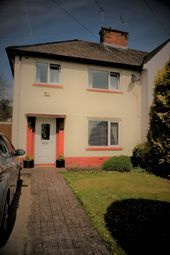 Thumbnail 3 bedroom semi-detached house for sale in Heol Powis, Cardiff